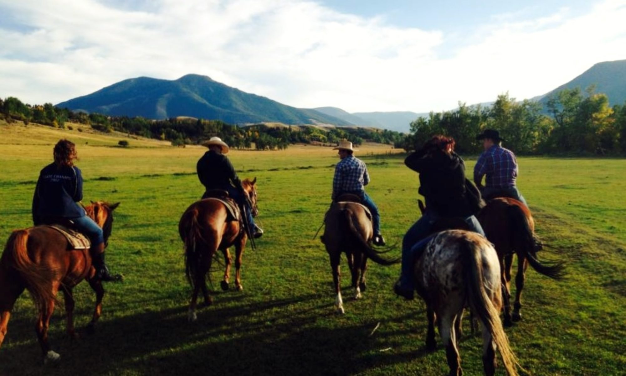 Red Lodge Horseback Rides