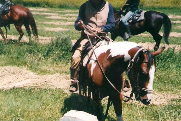 Montana history horse ride 004a