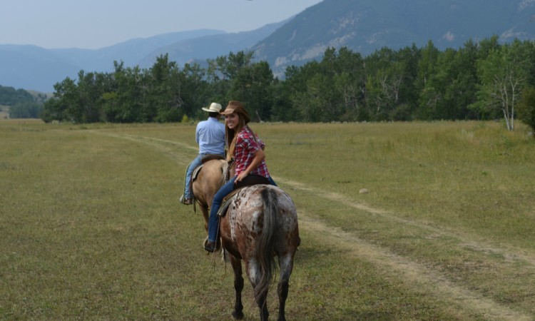 Red Lodge horse ride 2013 070
