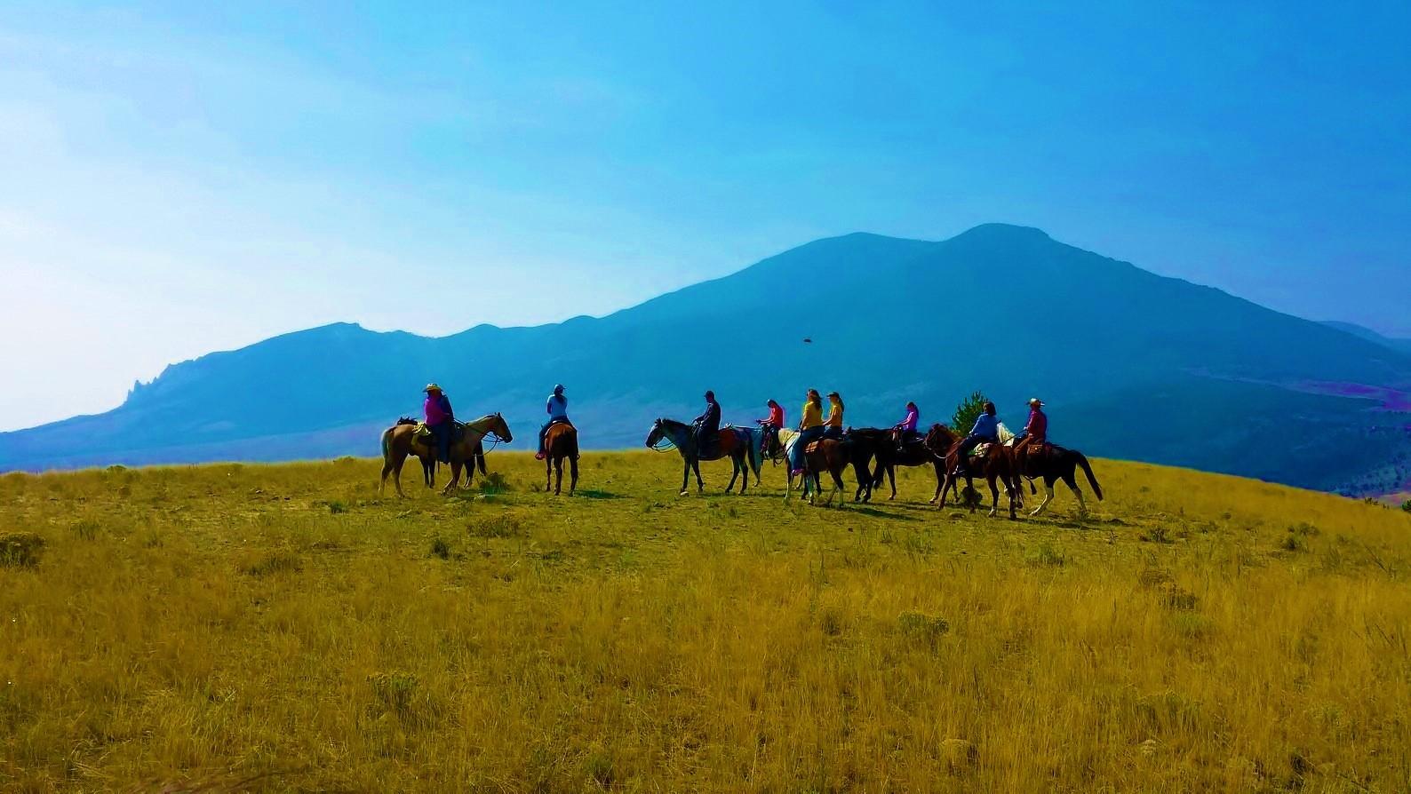 Red Lodge Horseback Riding